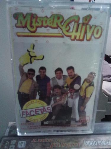 mister chivo - facetas (casete original)