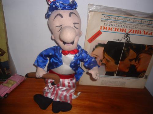 mister magoo muñeco antiguo