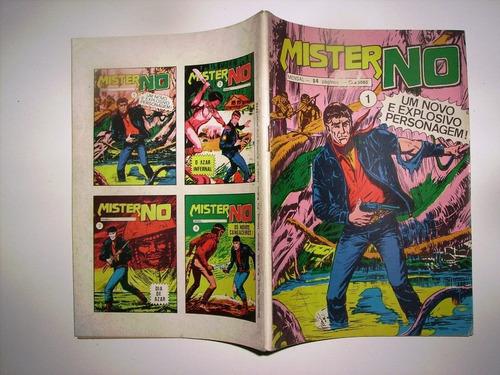 mister no 1 - editora noblet