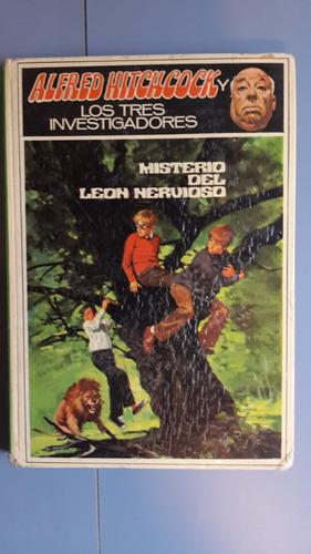 misterio del león nervioso, ed molino,1972