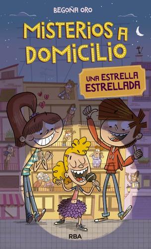 misterios a domicilio 2(libro infantil y juvenil)