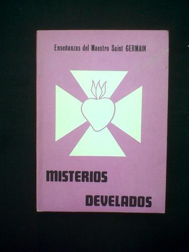 misterios develados, enseñanzas del maestro saint germain