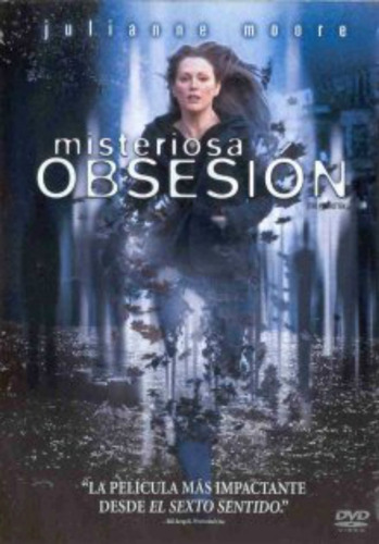 misteriosa obsesion  / dvd / the forgotten / julianne moore