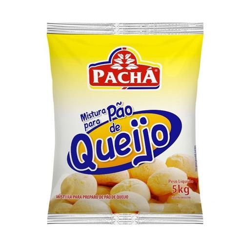 mistura para pão de queijo pachá 5 kg