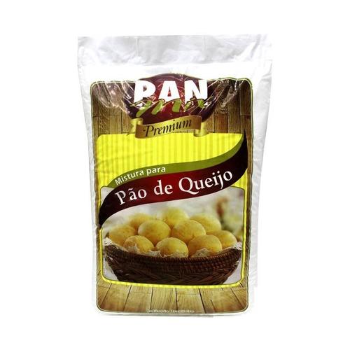 mistura para pão de queijo pan mix 5 kg