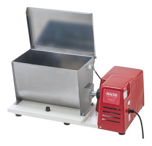 misturador de carnes industrial até 30kg/h bivolt malta