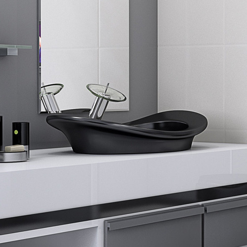 misturador monocomando para banheiro bica alta eternit i