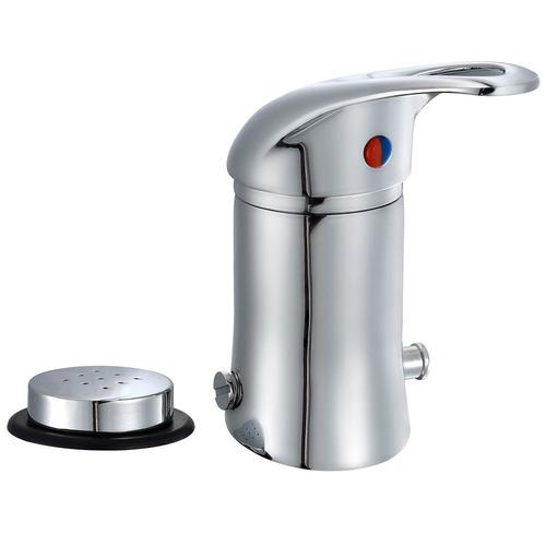 misturador para bidê comando simples quente e frio cb