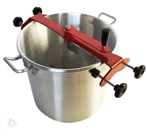 misturela misturadeira cozedeira salgados coxinhas 21l