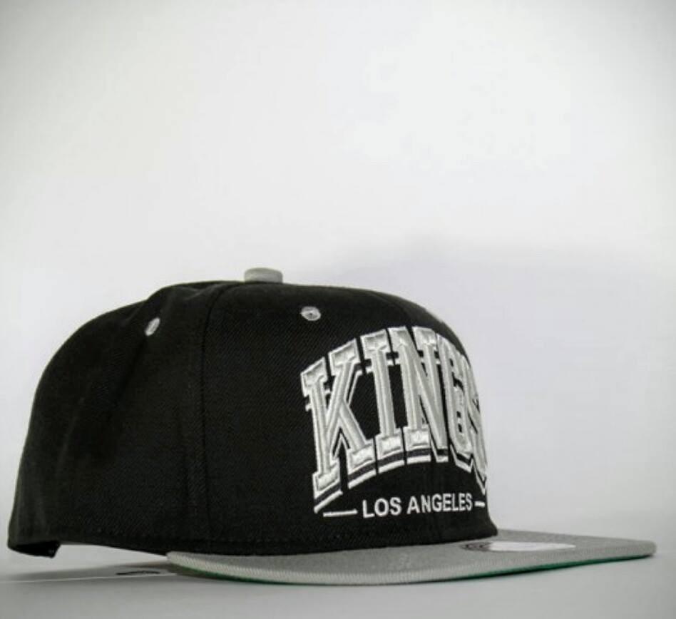 Boné Mitchell   Ness Los Angeles Kings - Snapback - R  169 f8936316b0d