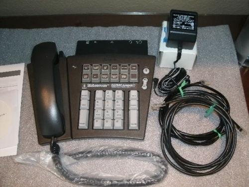 mitel consola ip 5550 nueva en caja