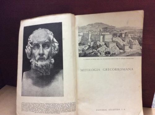 mitología grecorromana - editorial atlántida s.a