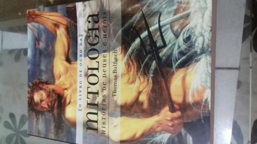 mitologia - histórias de deuses e heróis - frete grátis