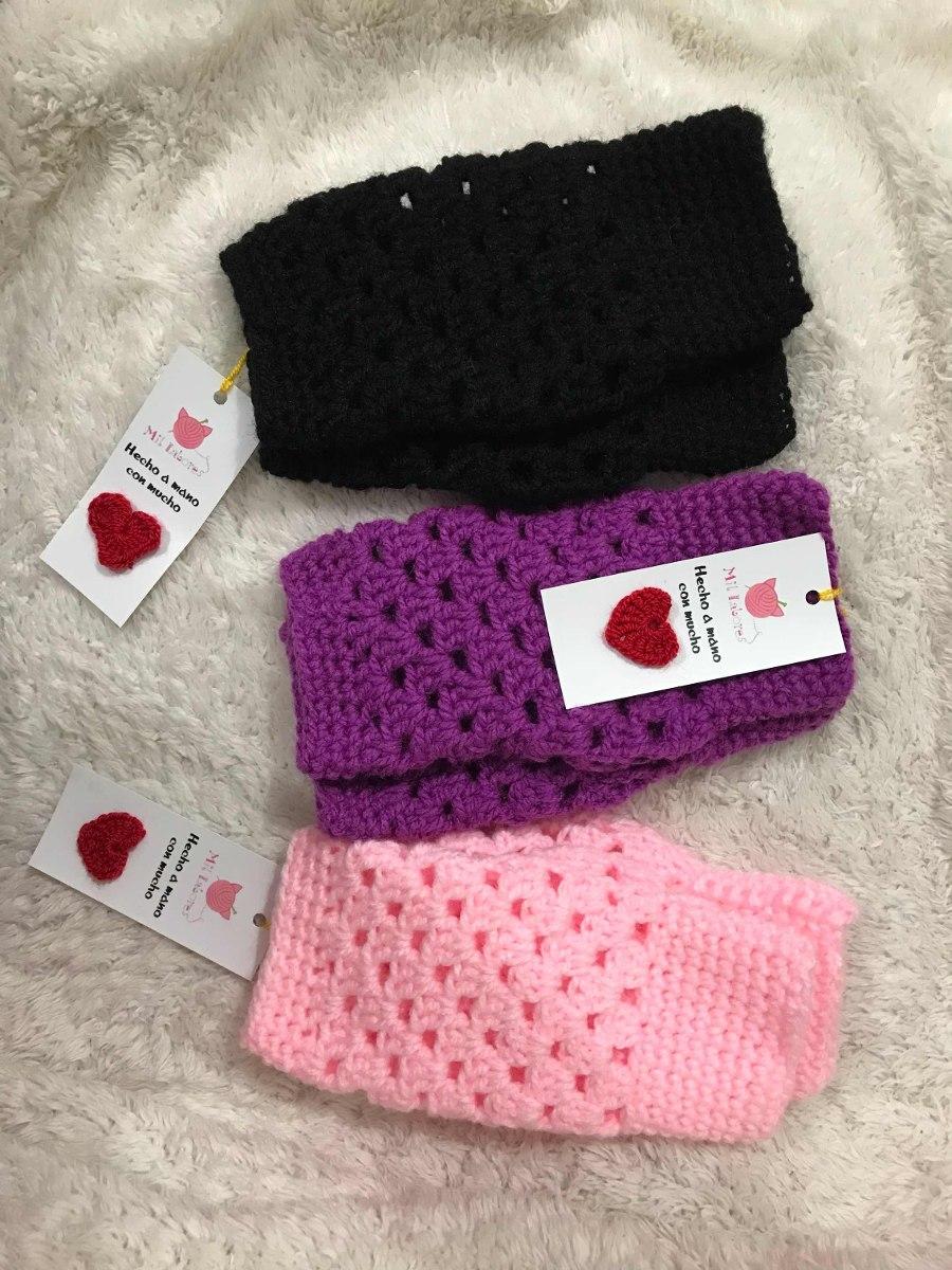 8046114b937 mitones a crochet en colores variados. Cargando zoom.