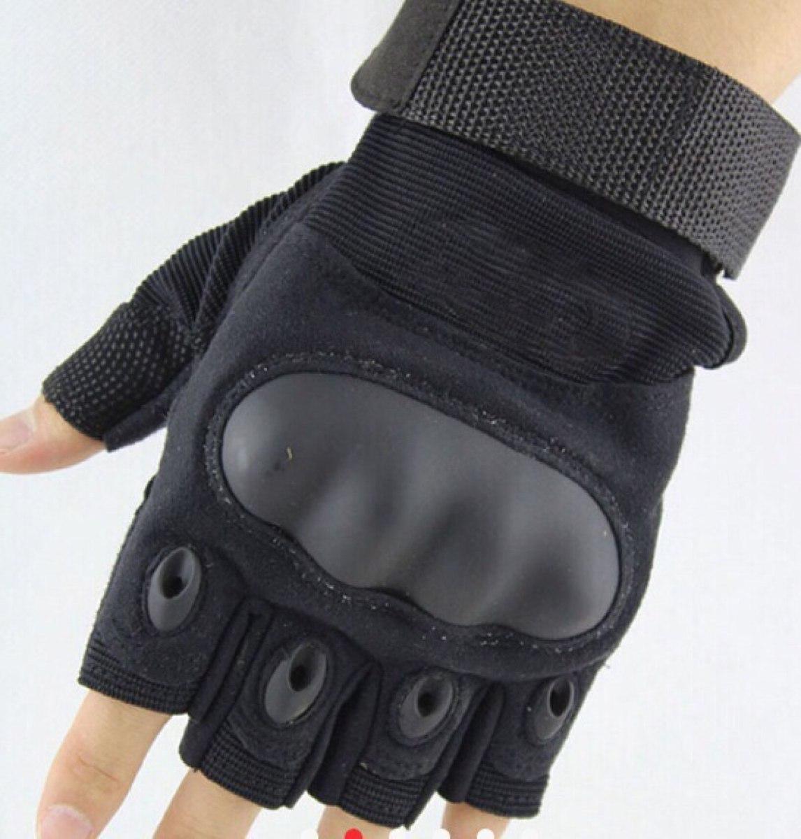 mitones guantes militar policial airsoft painball