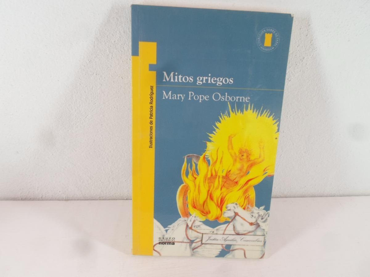 Mitos Griegos Mary Pope Osborne Libro $ 140 00 En Mercado Libre