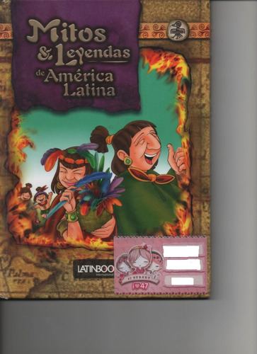 mitos y leyendas de america latina