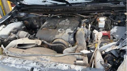 mitsubichi l200 diesel 2017