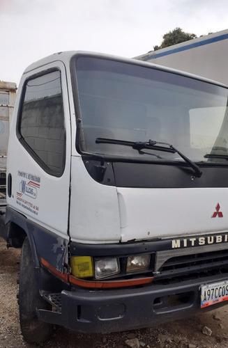 mitsubischi canter año 1998 sin cava solo chasis y cabina