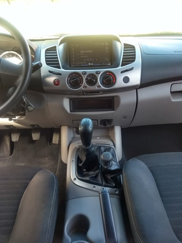 mitsubish l200 3.2 turbo 4x4 diesel completo impecável