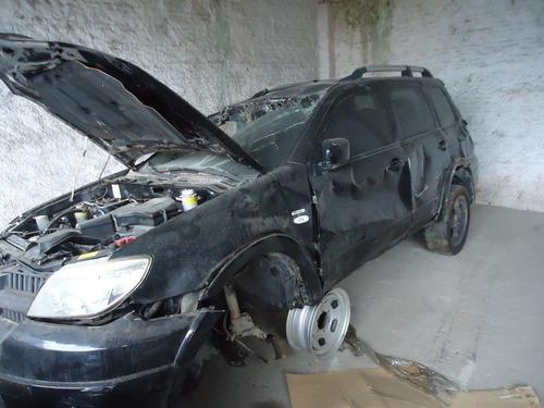 mitsubishi airtrek 2.4 2008 gasolina sucata peças