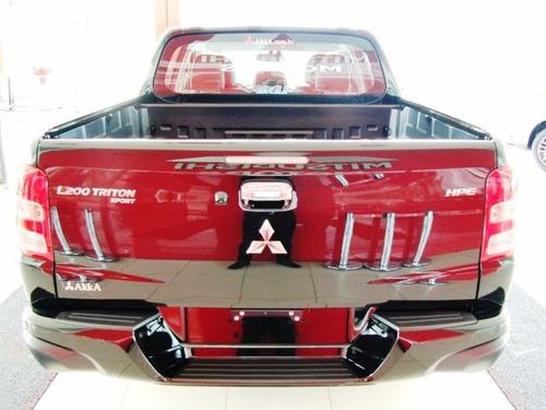 mitsubishi all new l200 triton sport hpe 2.4 16v, mit2641