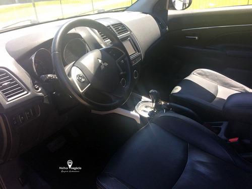 mitsubishi asx 2.0 160cv 4x4 aut. 2013 preta