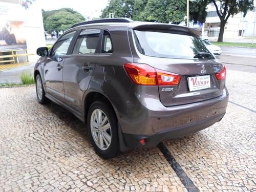 mitsubishi asx 2.0 16v 4x4 160cv aut 2013