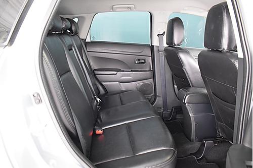 mitsubishi asx 2.0 4x2 16v gasolina 4p automático 2015
