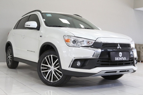 mitsubishi asx 2.0 4x4 at flex- 2018/2018