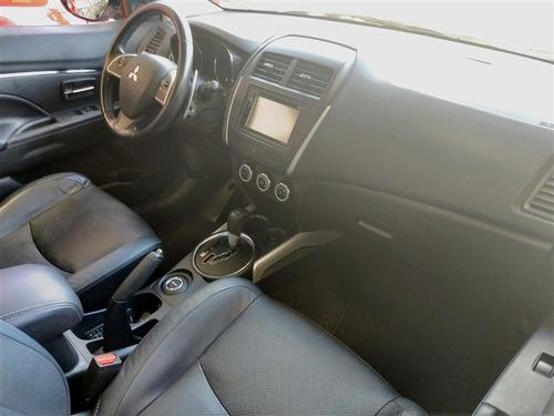 mitsubishi asx 2.0 4x4 awd 16v gasolina 4p automático 2012/2