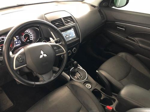 mitsubishi asx 2.0 4x4 awd 16v gasolina 4p automático