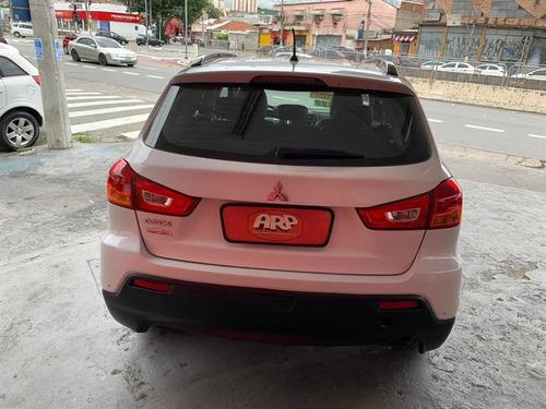 mitsubishi asx  2.0  gasolina 2011 automático