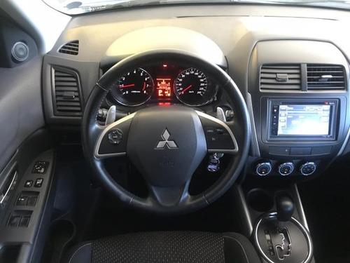 mitsubishi asx 2015 s/ detalhe impecável aut. muito nova