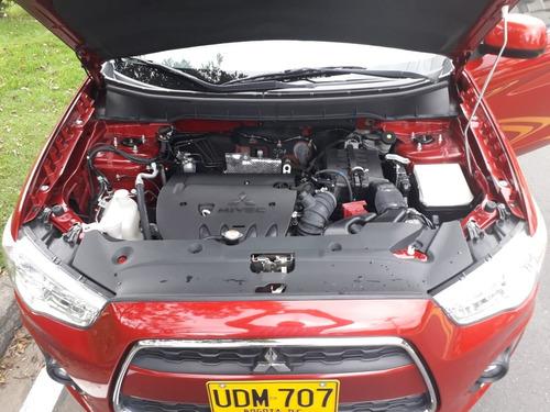 mitsubishi asx gls mt 4x2 2000 cc