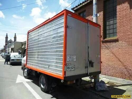 mitsubishi canter furgon