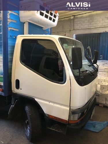 mitsubishi canter furgón térmico sin equipo iva inc.
