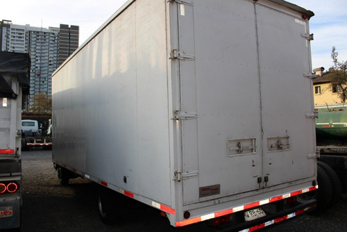 mitsubishi canter fuso 815 2016 187000 km furgon facilidades