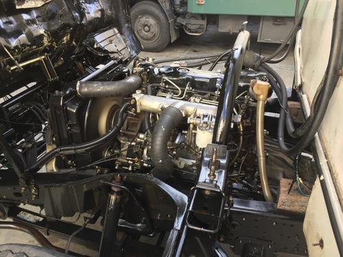 mitsubishi canter, turbo 659, termoking, cava de fibra