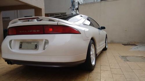 mitsubishi eclipse 1995 turbo - ótimo exemplar
