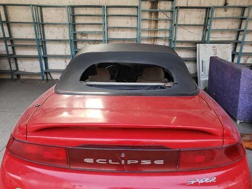 mitsubishi eclipse 1999 3.8 gt convertible at