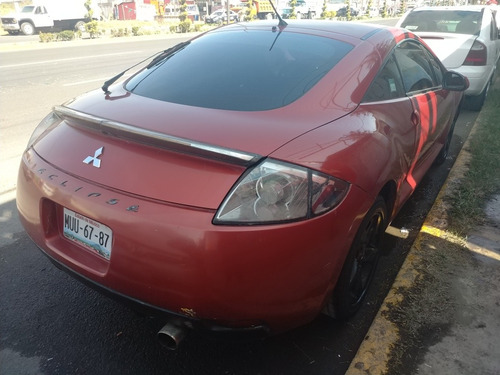 mitsubishi eclipse gt coupe at 2007