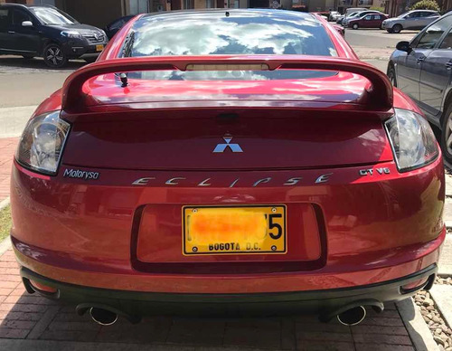mitsubishi eclipse gt v6 coupe 2011 265hp