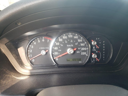 mitsubishi endeavor limited 2007 piel aa cd ee at