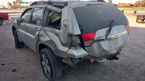mitsubishi endeavor limited 2011 accidentada x partes