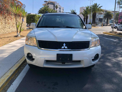 mitsubishi endeavor limited aa piel cd ee at 2010