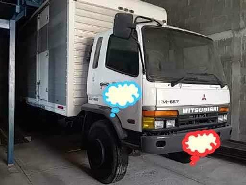 mitsubishi fm 657 turbo