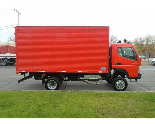 mitsubishi fuso canter 615 diesel 4x4 2019