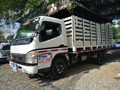 mitsubishi fuso canter motor 3.9 2014 blanco 2 puertas
