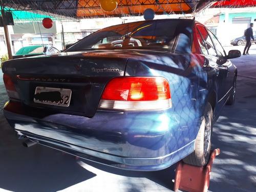 mitsubishi galant 2.0 super saloon aut. 4p 1998 - único dono